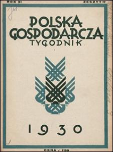 Polska Gospodarcza 1930 nr 17