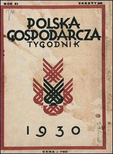 Polska Gospodarcza 1930 nr 25