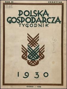 Polska Gospodarcza 1930 nr 26