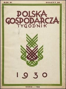Polska Gospodarcza 1930 nr 32