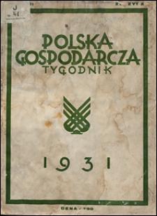 Polska Gospodarcza 1931 nr 2