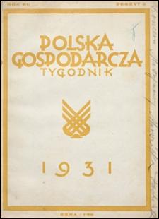 Polska Gospodarcza 1931 nr 3
