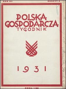 Polska Gospodarcza 1931 nr 5