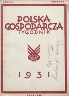 Polska Gospodarcza 1931 nr 6