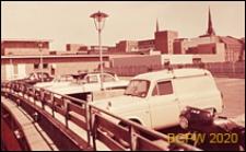 Hala, parking na dachu, Coventry, Anglia, Wielka Brytania