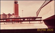 Parking na dachu oraz wieża straży pożarnej, Coventry, Anglia, Wielka Brytania