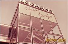 Centrum miasta, sala taneczna Locarno Mecca Dancing, fragment elewacji, Coventry, Anglia, Wielka Brytania