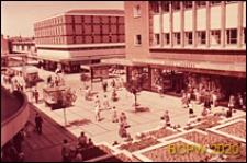 Centrum miasta, widok ogólny, Coventry, Anglia, Wielka Brytania