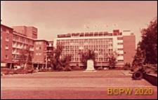 Główny plac miasta Broadgate, widok ogólny, Coventry, Anglia, Wielka Brytania