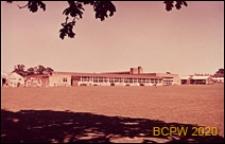Szkoła podstawowa, widok ogólny, Crawley, Anglia, Wielka Brytania