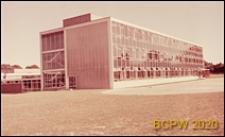 Szkoła zawodowa Crawley College, widok ogólny, Crawley, Anglia, Wielka Brytania