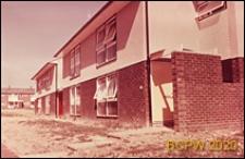 Zabudowa mieszkaniowa, domy dwukondygnacyjne, Hatfield, Anglia, Wielka Brytania