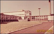Szkoła II stopnia dla dziewcząt, widok ogólny, Hatifield, Anglia, Wielka Brytania