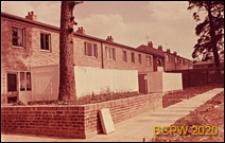 Osiedle mieszkaniowe, fragment zabudowy mieszkaniowej, Hemel Hempstead, Anglia, Wielka Brytania
