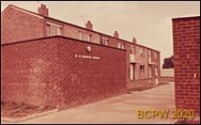 Zabudowa mieszkaniowa przy ulicy Martian Avenue 18-32, Hemel Hempstead, Anglia, Wielka Brytania