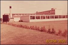 Pawilony szkolne, widok ogólny, Welwyn Garden City, Anglia, Wielka Brytania