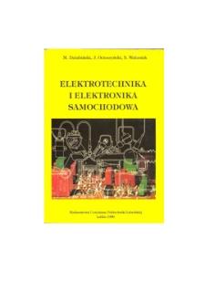 Elektrotechnika i elektronika samochodowa