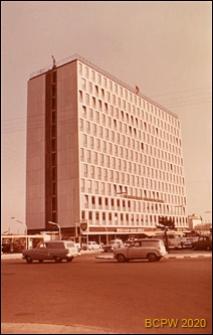 Biurowiec przy Bulwarze Aa, widok zewnętrzny, Aarhus, Dania