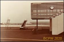 Port lotniczy Kastrup, podejście do samolotów, Kopenhaga, Dania