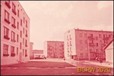 Osiedle Czeremuszki, budynki mieszkalne czterokondygnacyjne, widok ogólny, Moskwa, Rosja