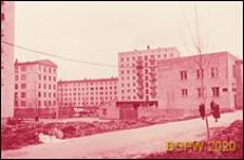 Osiedle Czeremuszki, kwartały dwudzieste, fragment zabudowy, Moskwa, Rosja
