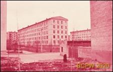 Osiedle Czeremuszki, kwartały dwudzieste, budynki mieszkalne pięciokondygnacyjne, widok ogólny, Moskwa, Rosja