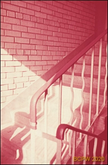 Osiedle Czeremuszki, budynek mieszkalny, fragment klatki schodowej, Moskwa, Rosja