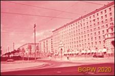 Dzielnica południowo-zachodnia, zabudowa mieszkaniowa, Moskwa, Rosja