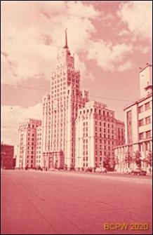 Budynek Ministerstwa Spraw Zagranicznych, widok zewnętrzny, Moskwa, Rosja