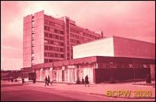 """Hotel """"Ûnost"""", widok zewnetrzny, Moskwa, Rosja"""
