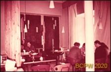 """Kawiarnia młodzieżowa """"Aèlita"""", wnętrze, sala kawiarniana, Moskwa, Rosja"""