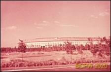 Stadion Łużniki, widok zewnętrzny, Moskwa, Rosja