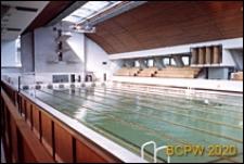 Dom Sportu, wnętrze, basen sportowy, Tallinn, Estonia