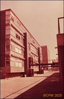Osiedle LCC, fragment zabudowy ulicy, Londyn, Wielka Brytania