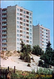 Punktowce na osiedlu mieszkaniowym, Gdynia-Redłowo
