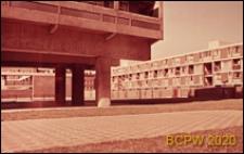 Osiedle LCC, fragment zabudowy mieszkaniowej, Londyn, Wielka Brytania