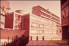 Bloki mieszkaniowe LCC, widok zewnętrzny, Londyn, Wielka Brytania
