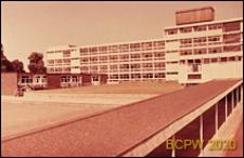 Szkoła żeńska w południowej części miasta, widok ogólny, Londyn, Wielka Brytania