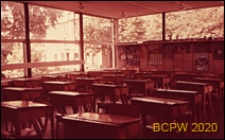 Szkoła pierwszego stopnia Bousfield Primary School, wnętrze, klasa szkolna, Londyn, Wielka Brytania