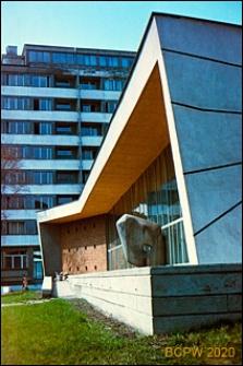 Akademik żeński Piast, Dom Studentek Uniwersytetu Jagiellońskiego przy ulicy Piastowskiej oraz budynek stołówki, Kraków