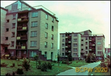 LSM, Osiedle Mickiewicza, punktowce przy ul. Grażyny, Lublin
