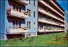 LSM, Osiedle Mickiewicza, blok przy ul. Wajdeloty, Lublin