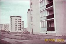 Osiedle mieszkaniowe z wieżowcami, Kraków-Nowa Huta