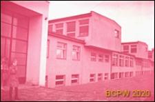 Szkoła podstawowa, widok ogólny, Kraków-Nowa Huta