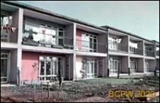 Domki szeregowe z przydomowymi ogródkami, Tychy-Nowe Tychy