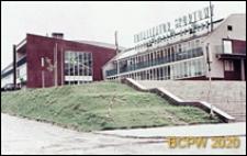 Wojewódzki Ośrodek Sportu, Turystyki i Wypoczynku przy ulicy Głowackiego, widok zewnętrzny ogólny, Olsztyn