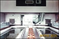 Wojewódzki Ośrodek Sportu, Turystyki i Wypoczynku przy ulicy Głowackiego, basen wioślarski, Olsztyn