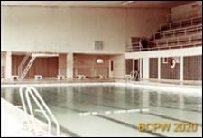 Wojewódzki Ośrodek Sportu, Turystyki i Wypoczynku przy ulicy Głowackiego, basen pływacki, Olsztyn