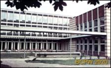 Dom Technika NOT (Naczelnej Organizacji Technicznej), Dzielnica Cesarska przy ulicy Wieniawskiego 5/9, widok od strony dziedzińca, Poznań