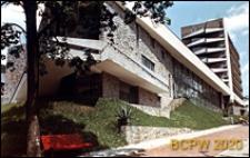 Solar-Hotel Medical Spa, Pienińska Uzdrowiskowa Klinika Rehabilitacji i Leczenia Bólu im. św. Ojca Pio, ulica Uzdrowiskowa 4, widok zewnętrzny, Szczawnica
